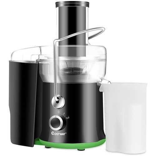 2 Speed Wide Mouth Fruit & Vegetable Centrifugal Electric Juicer - NorCal Cyber Sales