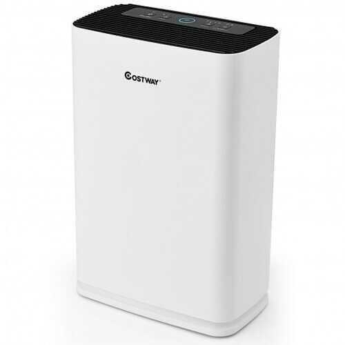 800 sq.ft Air Purifier True HEPA Filter Carbon Filter Air Cleaner Home Office - NorCal Cyber Sales