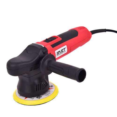 "5"" Variable Speed Dual-Action Polisher Random Orbital Polisher Kit Auto Detail - NorCal Cyber Sales"