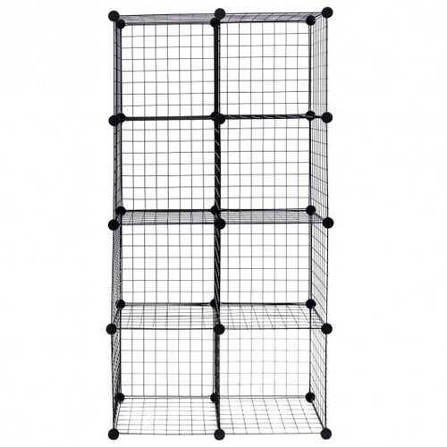 DIY 8 Cube Grid Wire Cube Shelves - NorCal Cyber Sales