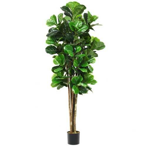 6-Feet Artificial Indoor-Outdoor Home Decorative Planter
