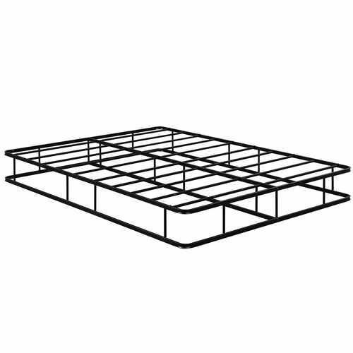 Queen Size Platform Low Profile Bed Frame - NorCal Cyber Sales