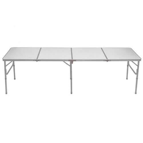 8' Aluminum Folding Picnic Camping Table - NorCal Cyber Sales