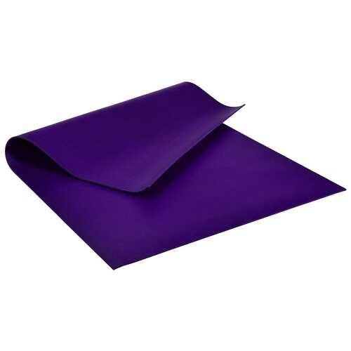 Large Yoga Mat 6' x 4' x 8 mm Thick Workout Mats-Purple - Color: Purple