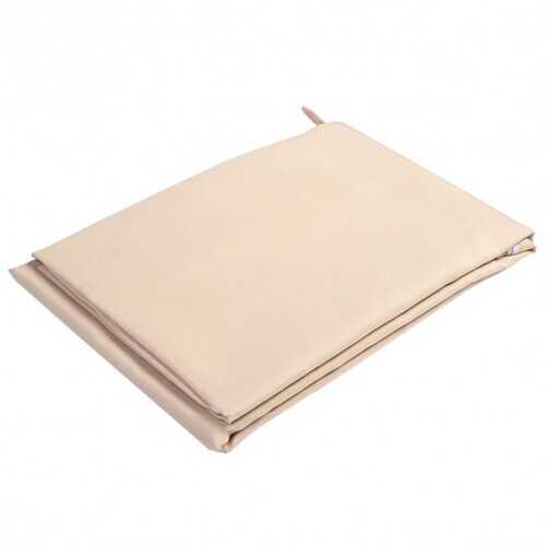 "66"" x 45"" Swing Top Cover Replacement Canopy - Color: Beige - Size: 66"" L x 45"" W - NorCal Cyber Sales"