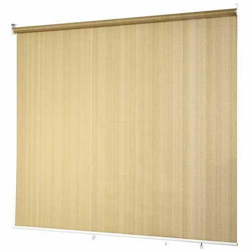 6' x 6' Roller Light Filtering Protection Window Shade Blind-Beige - Color: Beige - NorCal Cyber Sales