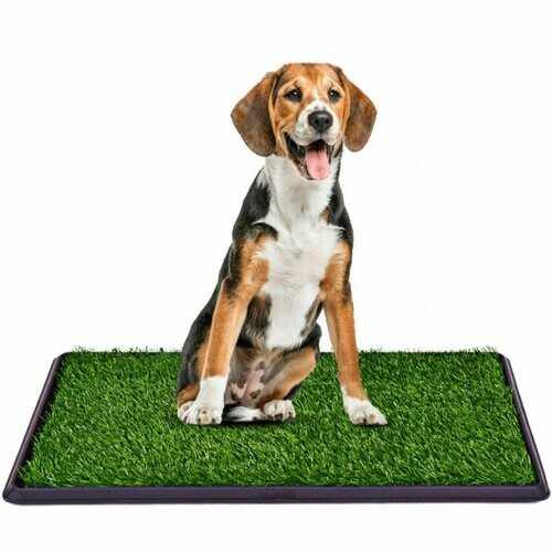 Utility Puppy Pet Potty Train Pee Dog Grass Pad - NorCal Cyber Sales