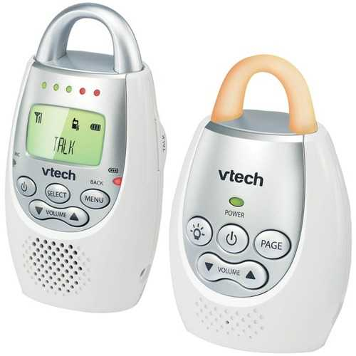 Vtech Safe & Sound Digital Audio Baby Monitor (pack of 1 Ea) - NorCal Cyber Sales