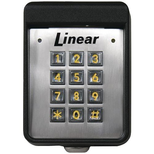 Linear Exterior Digital Keypad (pack of 1 Ea) - NorCal Cyber Sales