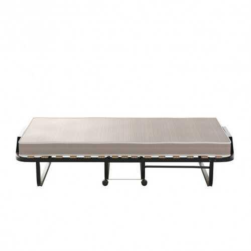 Rollaway Folding Bed with Memory Foam Mattress