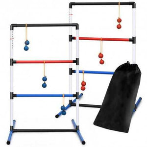 Ladder Ball Toss Game Bolas Score Tracker Carrying Bag - NorCal Cyber Sales