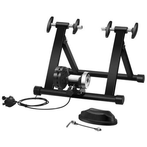 8 Adjustable Resistance Indoor Steel Bicycle Exercise Stand - NorCal Cyber Sales