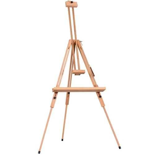 Foldable Wood Tripod Sketching Easel - NorCal Cyber Sales