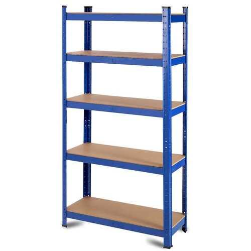 "29.5"" x  59"" Adjustable 5-layer 2000 lbs Capacity Tool Shelf - NorCal Cyber Sales"