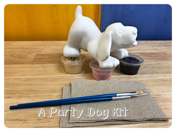 Dog Figurine - Kit