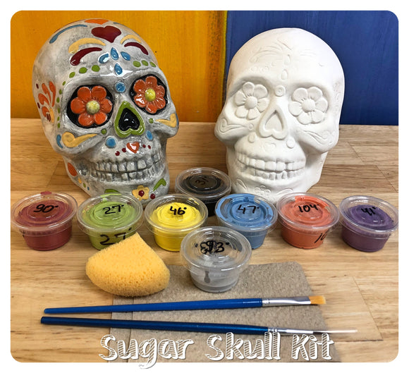 Sugar Skull Bank - Kit