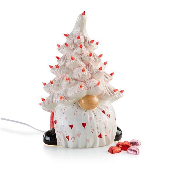 Light Up Tree Hat Gnome