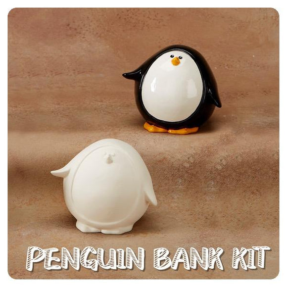 Pudgy Penguin Bank - Kit