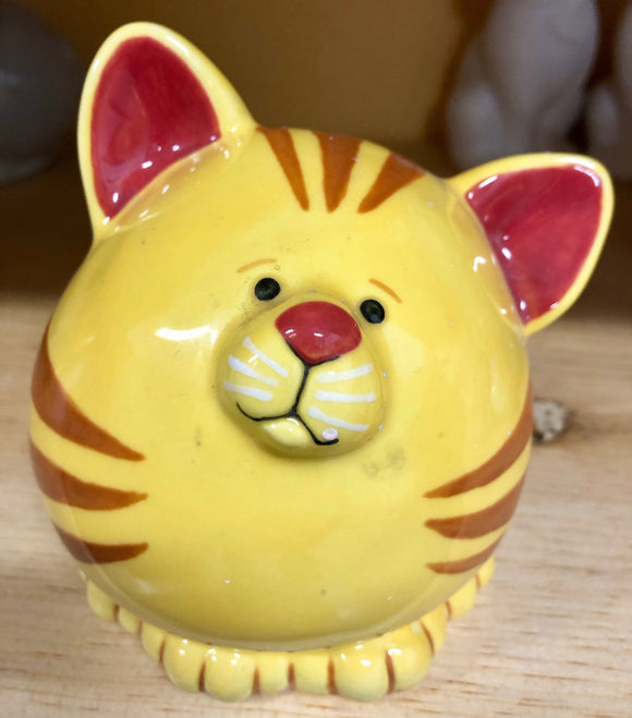 Pudgy Cat Bank - Kit