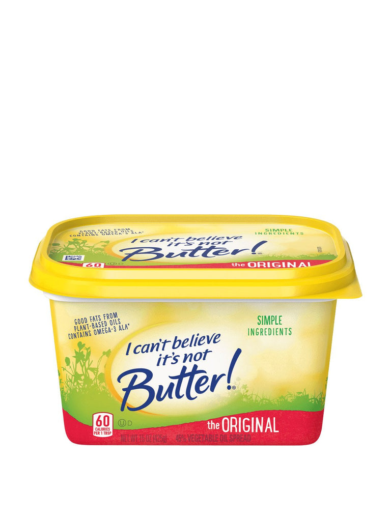 I CAN'T BELIEVE IT'S NOT BUTTER ORIGINAL 425G