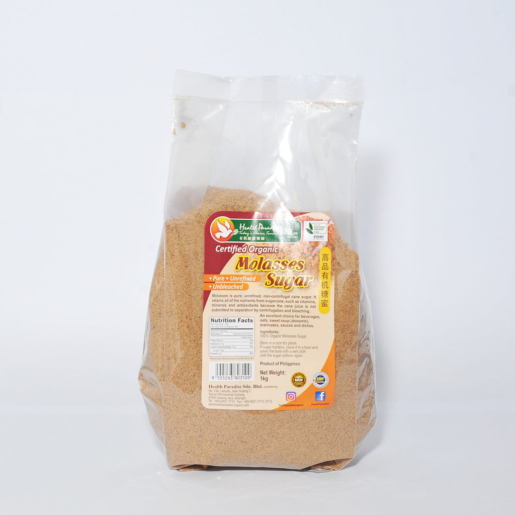 HP MOLASSES SUGAR 1KG
