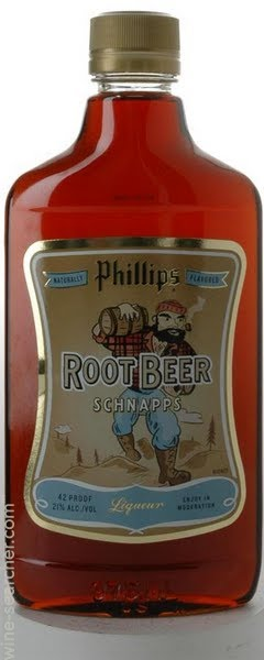 PHILLIPS ROOTBEER