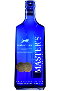 MASTERS DRY GIN