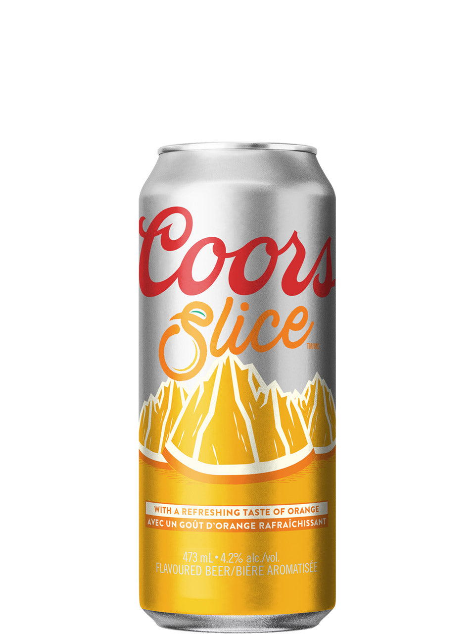 COORS SLICE TALL CAN