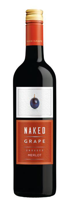 NAKED GRAPE MERLOT