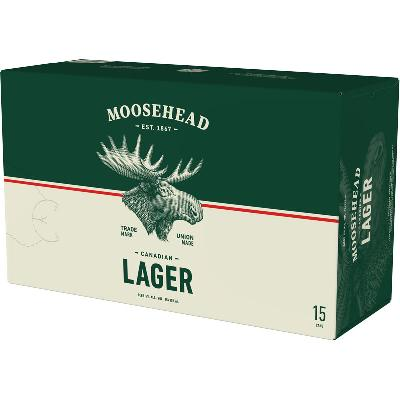 MOOSEHEAD LAGER 15
