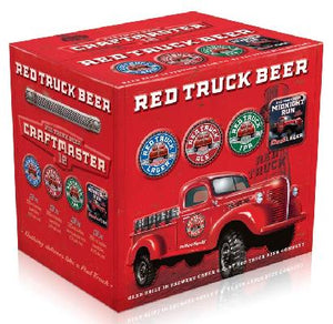 RED TRUCK CRAFTMASTR
