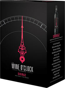 WINE O CLOCK SHIRAZ