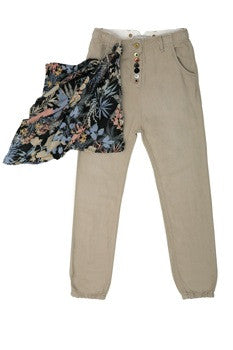 Scotch R'Belle Belted Cargo Pants