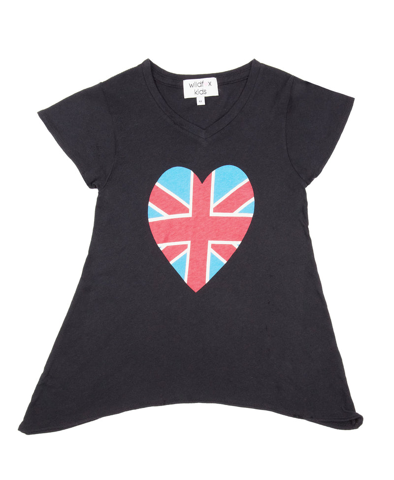 Wildfox Union Jack T-Shirt