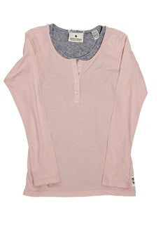 Scotch R'Belle Pink Layered Tee