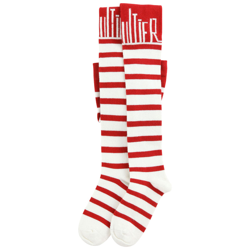 Junior Gaultier Stripey Tights