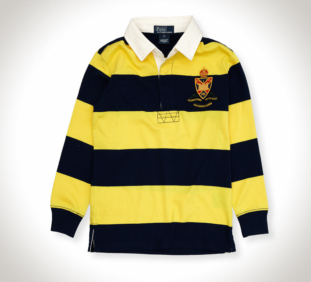 Ralph Lauren Striped Rugby Top