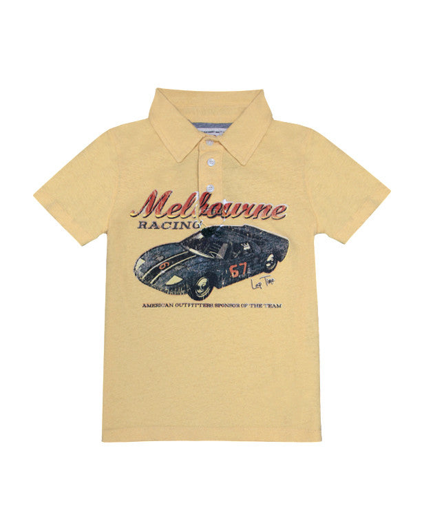 American Outiftters Melbourne Racing Polo - Children's Fashion Outlet