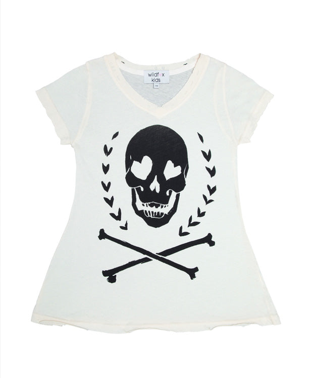 Wildfox Skull T-Shirt
