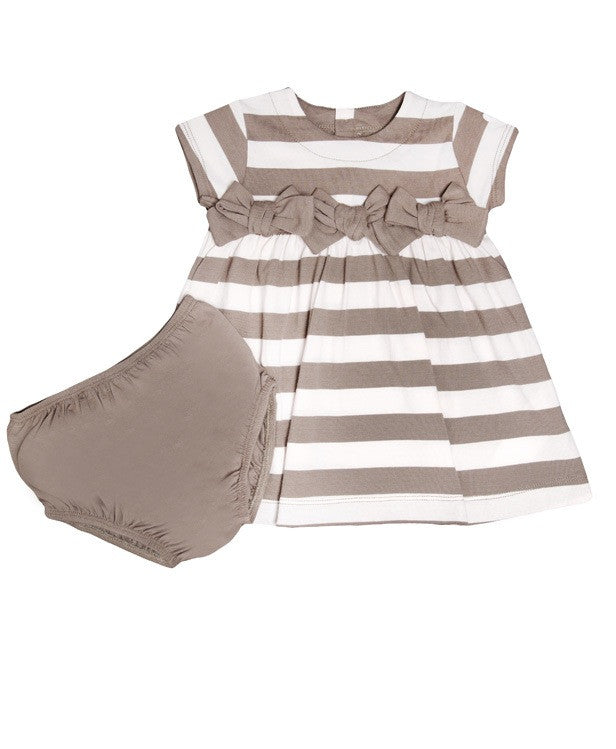 Lili Gaufrette Baby Summer Dress