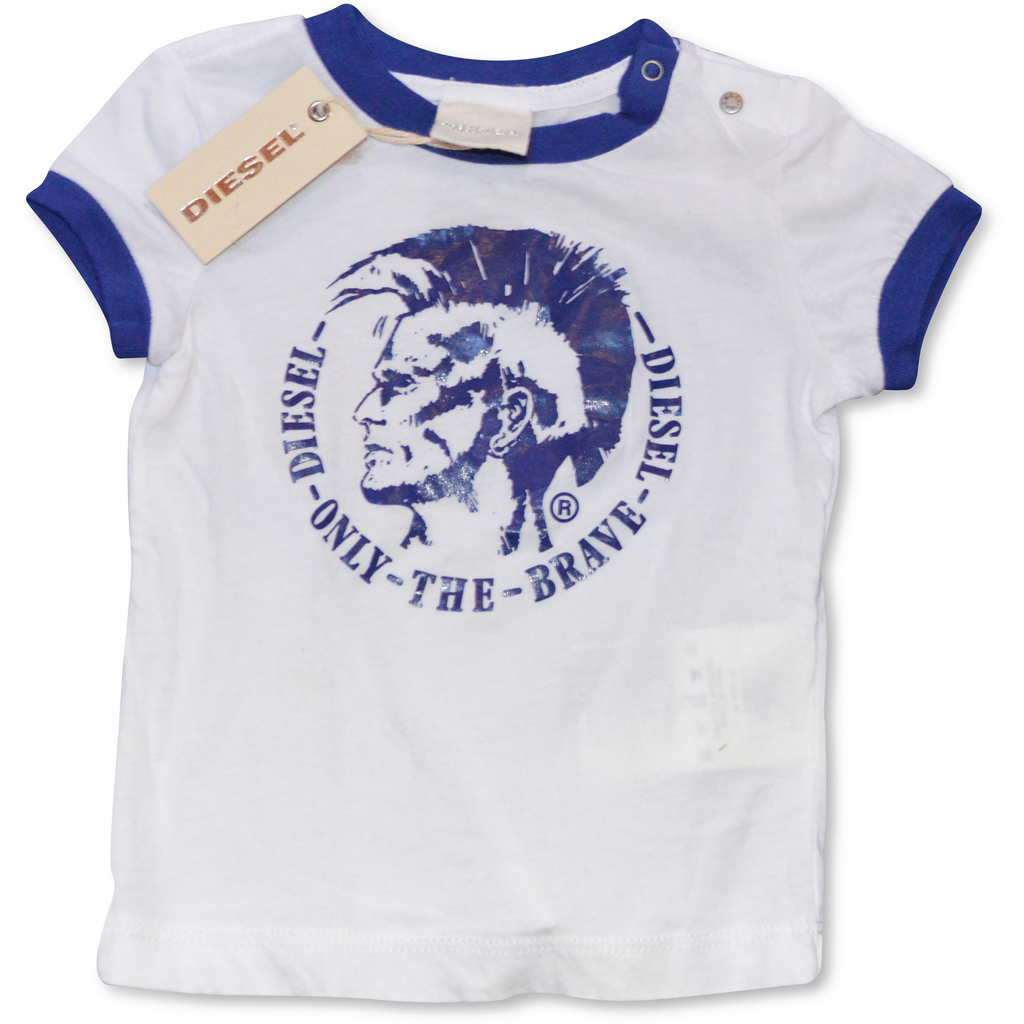 Diesel Boys T shirt - Children's Fashion Outlet
