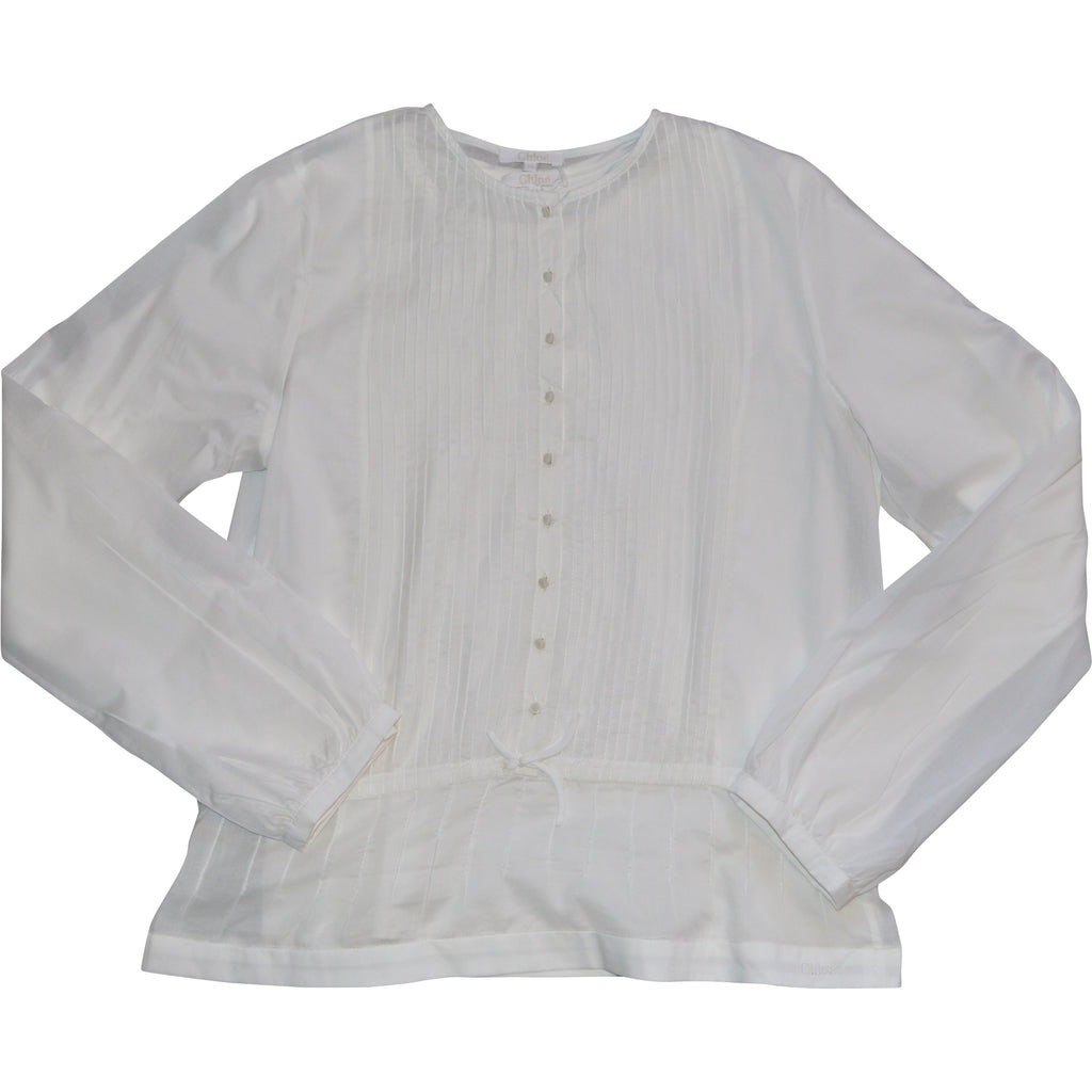 Chloe Girls Blouse - Children's Fashion Outlet