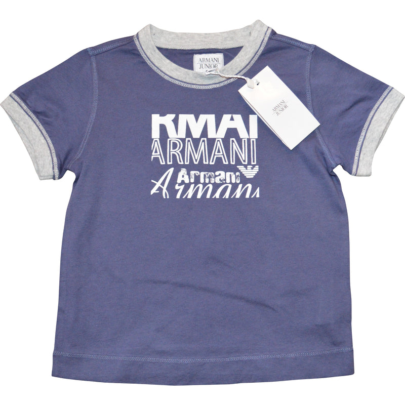 Armani Junior T-shirt - Children's Fashion Outlet