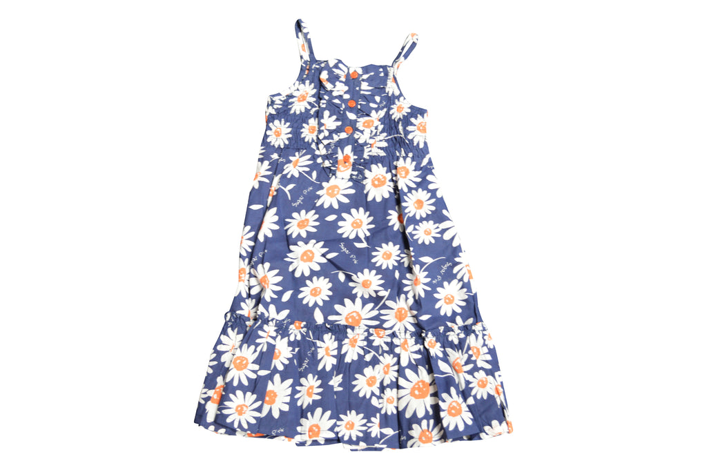 Sugar Pink Navy Summer Dress