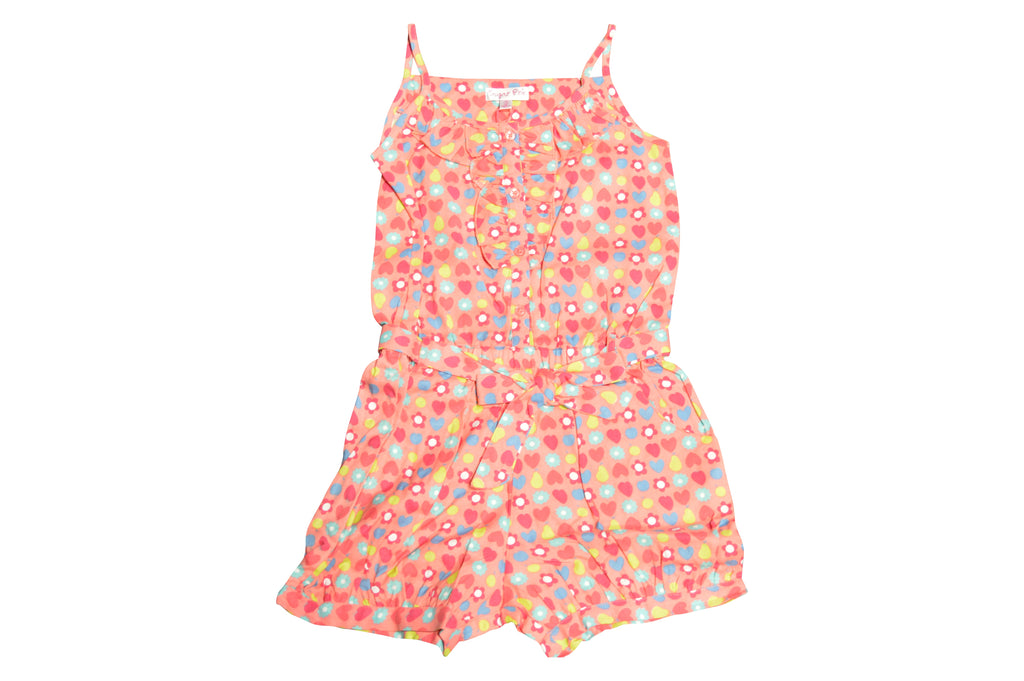 Sugar Pink Playsuit