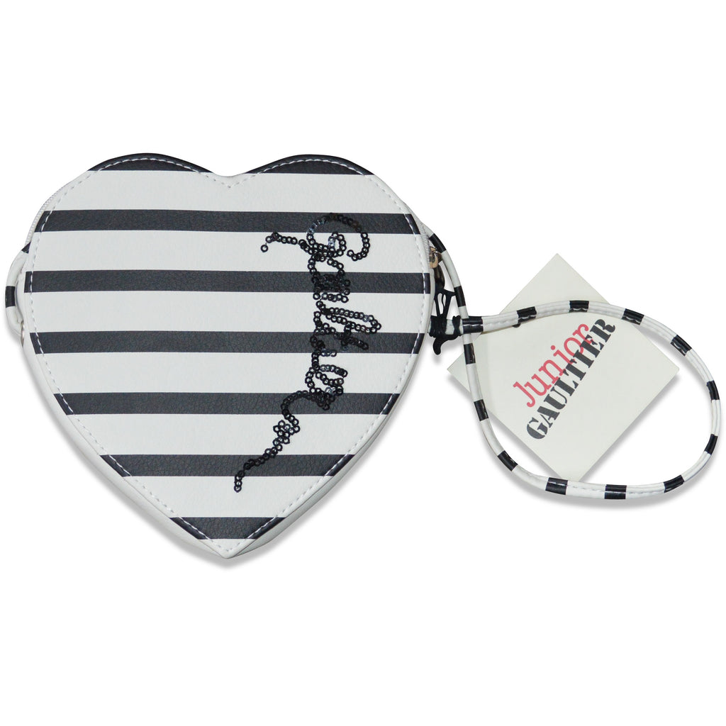 Junior Gaultier Striped Bags (2 Colours)