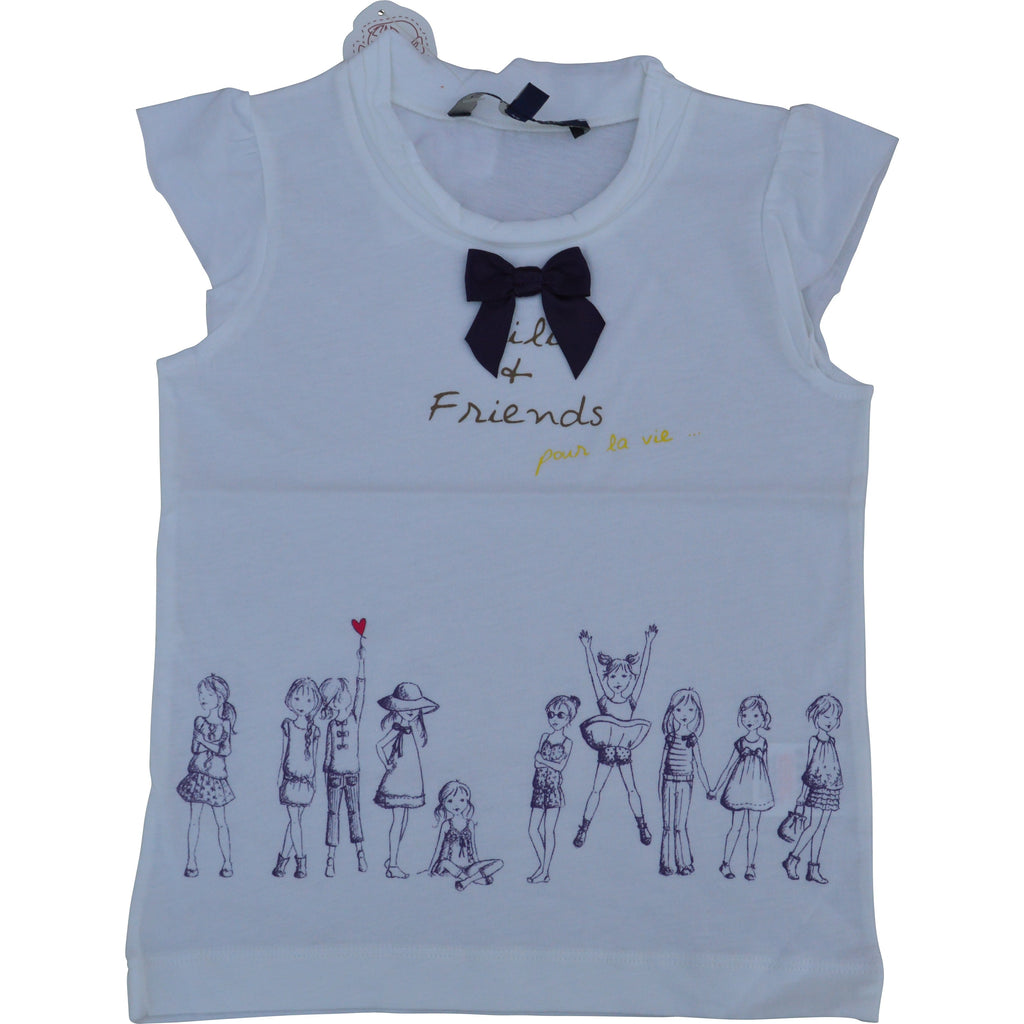"Lili Gaufrette ""Lili and Friends"" T-Shirt"