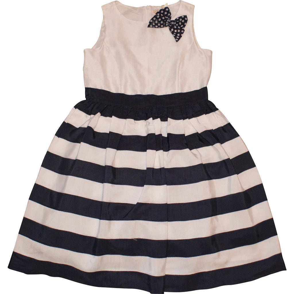 Monnalisa Striped Dress