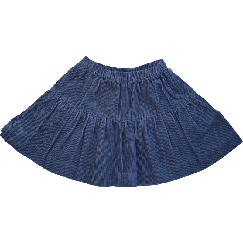 Ralph Lauren Flared Cord Skirt
