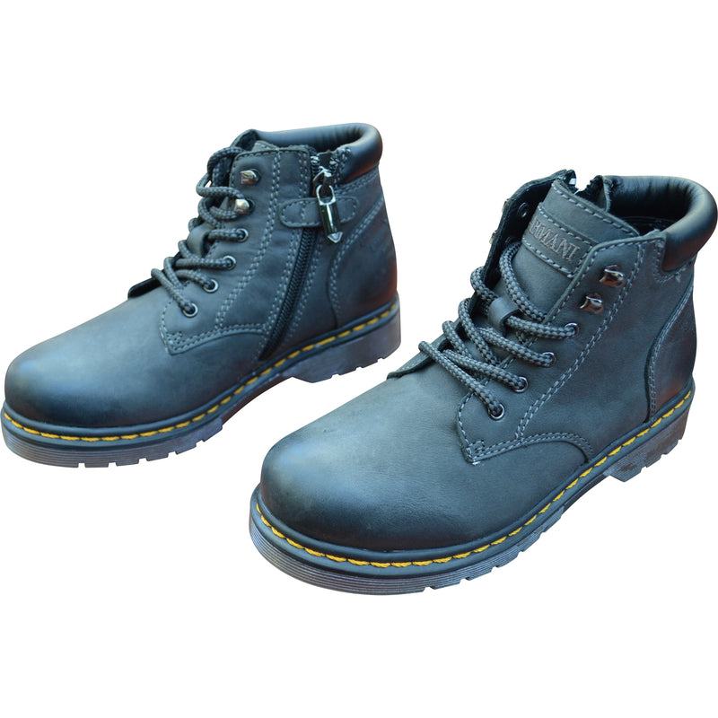 Armani Junior DM Boot - Children's Fashion Outlet